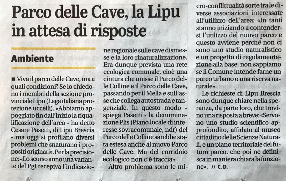 Giornale di Brescia 12-06-2017